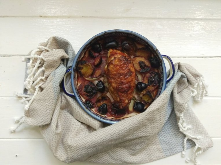 roast-chicken-plums